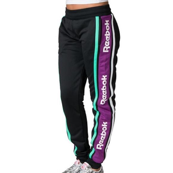 reebok classic sweatpants